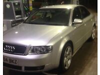 2004 Audi A3 1.9tdi 1 year mot £1850ono