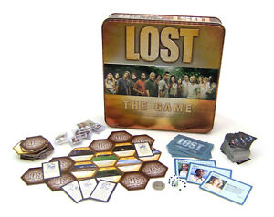 LOST - The Game (Collectors Tin) St. John's Newfoundland image 1
