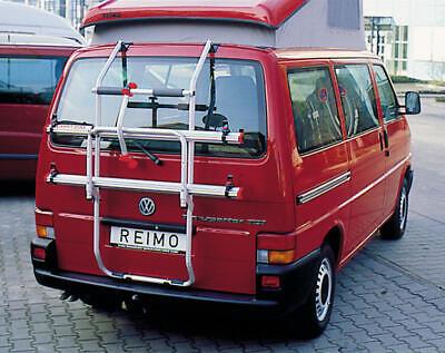 Portabicicletas Para VW Bus Bulli T4 Año 1991-2003 Fiamma Aluminio 2 Bicicletas