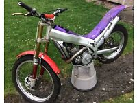 Beta Techno 250cc Trials Bike