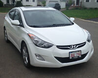 2011 Hyundai Elantra GLS Loaded Including MOONROOF