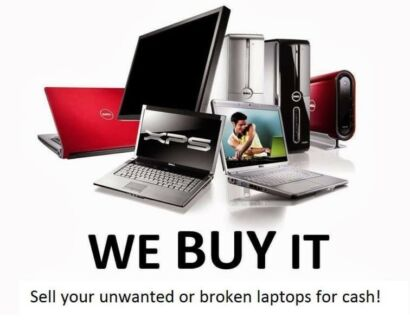 Sell Laptop And More Electronics For Cash