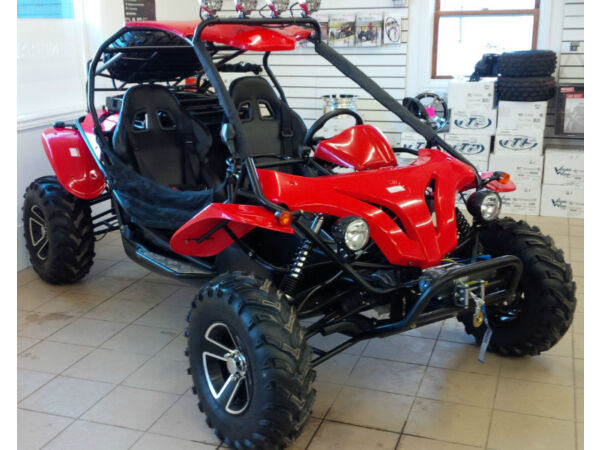 Used 2013 GIO DESTROYER 600 4X4 BUGGY SIDE BY SIDE