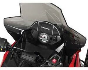 PRO-RIDE™ SNOWMOBILE WINDSHIELD BAG - BLACK BY POLARIS