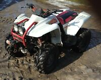 4x4 atv for sale or trade for?