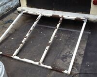 Wanted -steel grating