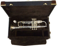 """Andreas Eastman """"ETR821S-LT"""" Bb Trumpet Outfit"""