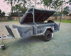 ULURU CAMPER BullDog S1 Green Fields Salisbury Area Preview