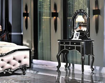 Mesa Consola Espejo Tocador Dormitorio Set Cómoda Aparador Espejo