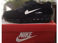 Nike air max new boxed size 9 and a 8 last ones