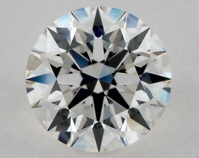 Quality Loose Diamond For Sale - 0.70 Carat Round Cut Diamond - VVS2-F Color