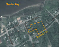 1.5 ACRES WITH WATERVIEW FOR POTENTIAL DEVELOPMENT