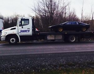 CHEAP FLATBED TOWING IN OTTAWA 613-404-1234