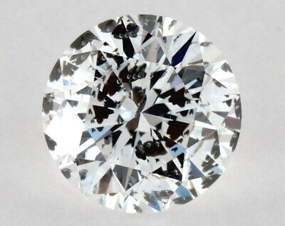 0.33 CT E COLOR ROUND GIA CERTIFICATE LOOSE DIAMOND TAXFREE ENGAGEMENT Gift
