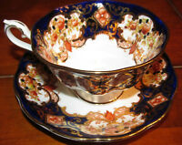 3 Sets of Royal Albert Heirloom Tea cups and Saucers