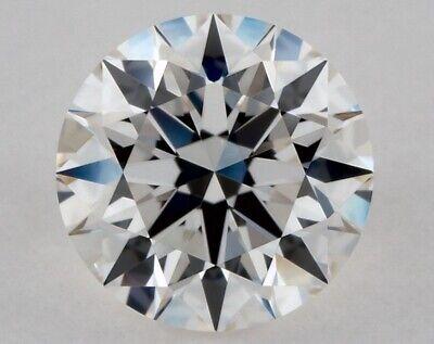 Quality Diamonds - 0.66 Carat Round Cut Diamond - Natural Diamond For Sale - VS1