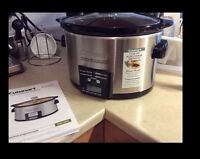 NOUVELLE Mijoteuse NEW slow cooker