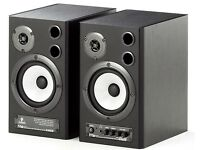 Brand New Behringer MS40 Digital Monitor Speakers, optical/coaxial/stereo.