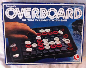 """1970's """"Overboard"""" Game by Lakeside"""