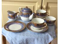 Vintage Japanese Tea Set Noritake