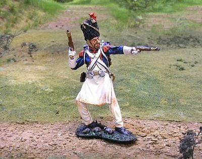 THE COLLECTORS SHOWCASE FRENCH NAPOLEONIC CS00665 FRENCH LINE SAPEUR MIB