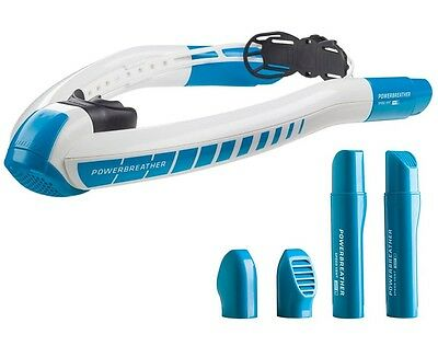 AMEO Powerbreather WAVE  Edition Swimming BreathingTrainer Power Breather