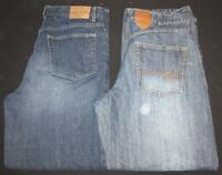 2 Pairs Of Mens Jeans Size