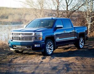 2015 6.2L Supercharged Chevrolet Silverado High country