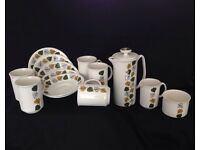 Price Kensington 13 piece coffee set
