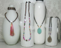 Make you own Mala Necklace Party