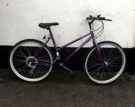 "LADIES MANHATTAN MOUNTAIN BIKE 18"" FRAME £45"