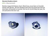 Genuine Pandora charm