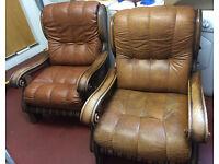 Leather Sofa 3 11