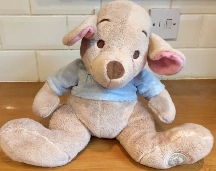 Disney Store Soft Plush Toy Roo from Winnie the Pooh