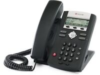POLYCOM IP PHONE 320 and 321 - VOIP PHONES - INTERNET PHONES