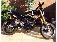 Pulse adrenaline 125cc 2014 model, mint bike starts and rides mint cash or swaps crosser? 125+!?
