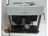 Gaggia Paros (Espresso machine w/ built-in grinder)