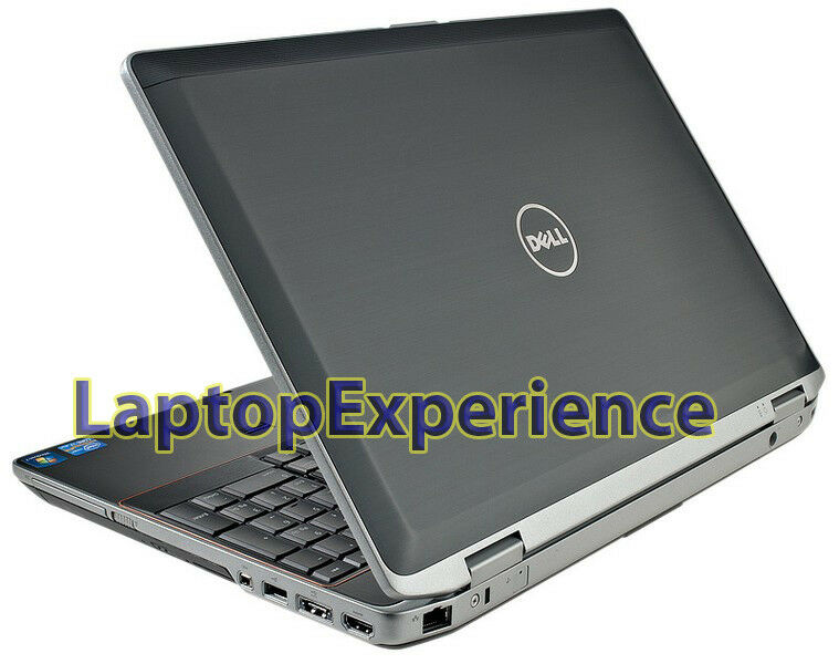 DELL LATiTUDE E5520 LAPTOP WINDOWS 10 WIN DVD INTEL i5 2.5GHz 8GB 500GB HD HDMI