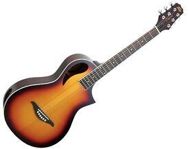 Peavey composer AG parlour guitar