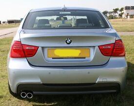 BMW e90 LCI rear tailgate