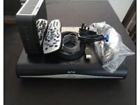 Sky+ HD Box & Sky Fibre Router