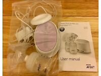 EXCELLENT CONDITION Phillips Electric Breast Pump