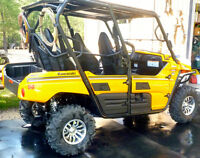 2014 Kawasaki Teryx 4 - ONLY 80 Kms and a FULL 3 yr WARRANTY