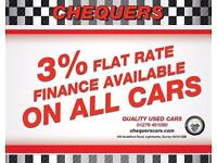 Fiat 500 1.3-16V MULTIJET LOUNGE / RED LEATHER / 1 OWNER / JUST 3% FLAT RATE FI