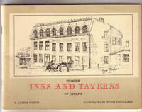 Pioneer Inns and Taverns of Guelph by A. Leone Hinds