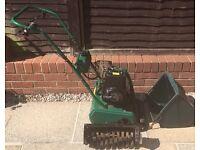 Lawn mower - petrol Qualcast