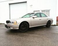 2001 Lincoln Ls Trade for?