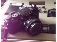 Film Camera & Lenses & accessories For Sale