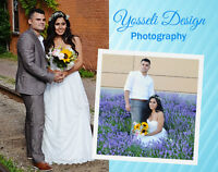 50% OFF WEDDING PHOTOGRAPHY PACKAGE $400