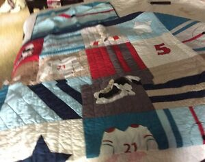 Hockey quilt 2 available